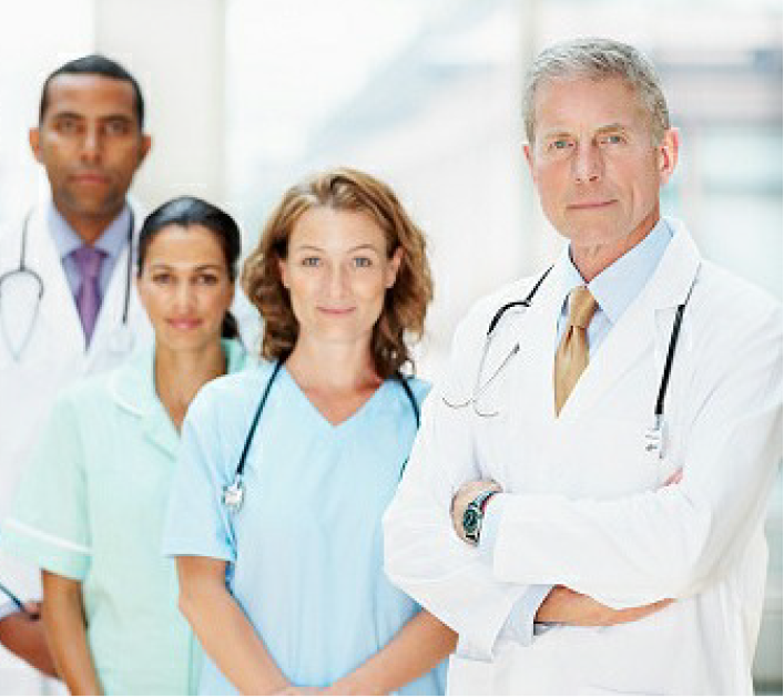Midshires Healthcare Professionals Site Image