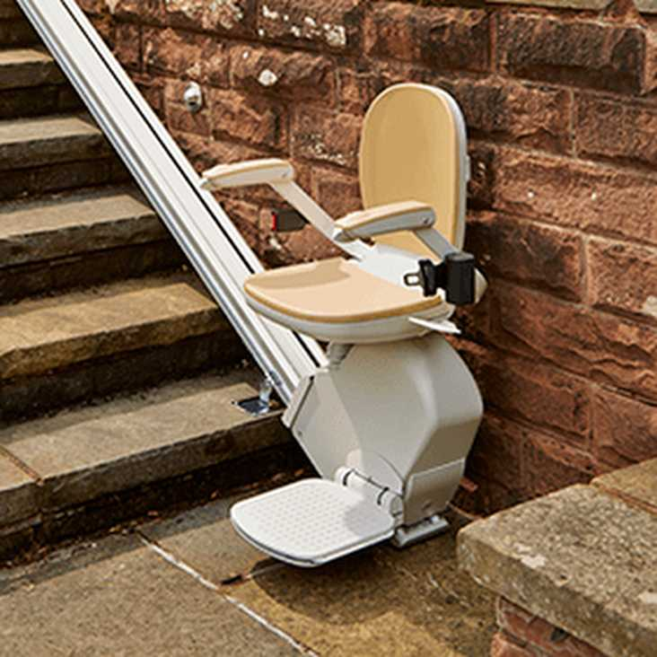 External Stairlifts - Midshires Mobility Group